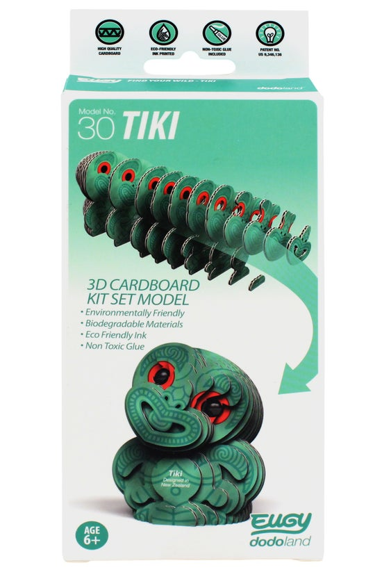 Dodoland 3d Model Cardboard Ti...
