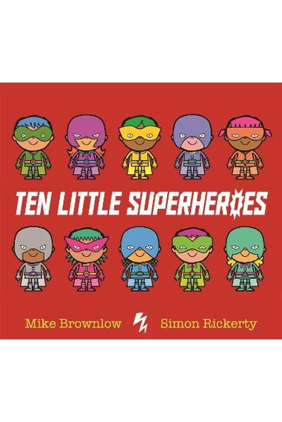 Ten Little #06: Ten Little Sup...