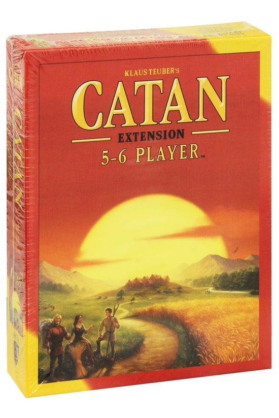 Settlers Of Catan 5-6 Player E...