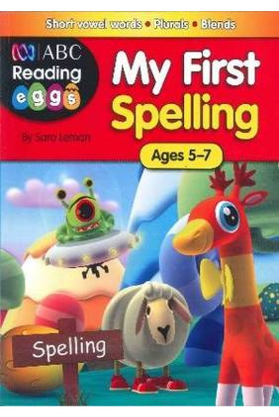 Abc Reading Eggs My First Spel...