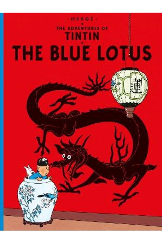Tintin: The Blue Lotus