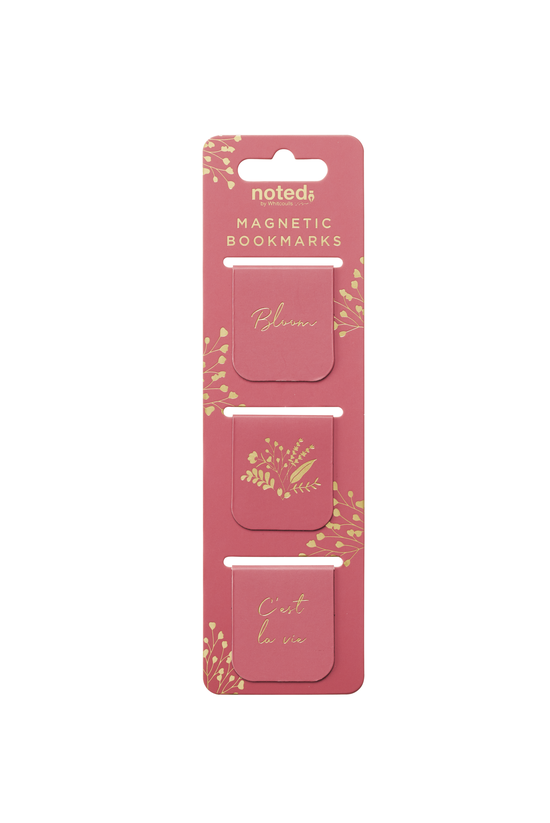 Noted Meadow Magnetic Bookmark...