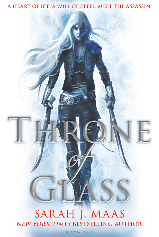 Throne Of Glass #01: Throne Of...