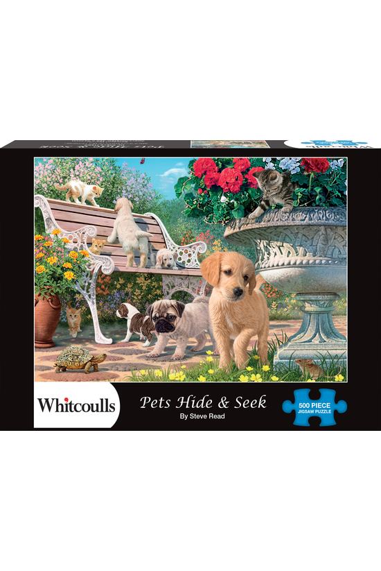 Whitcoulls 500 Piece Jigsaw Pe...