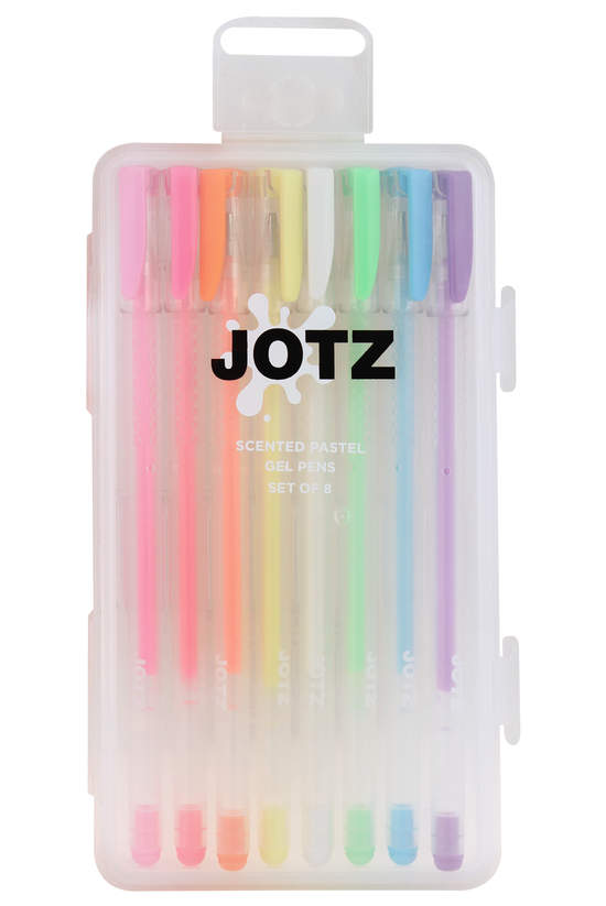 Jotz Gel Pens Pastel Scented P...