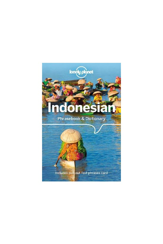 Lonely Planet Indonesian Phras...