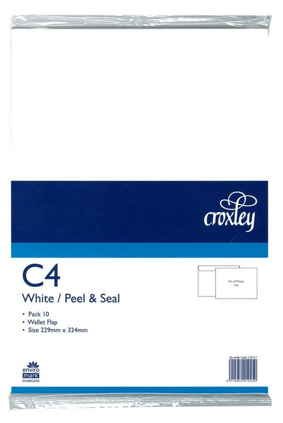 Croxley Envelope C4 Peel &...