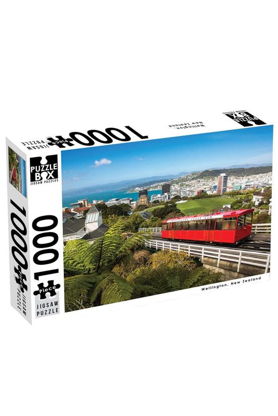 Puzzle Box Wellington, New Zea...