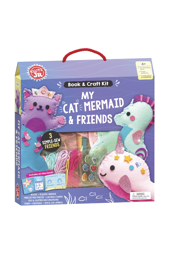 Klutz: My Cat Mermaid & Fr...
