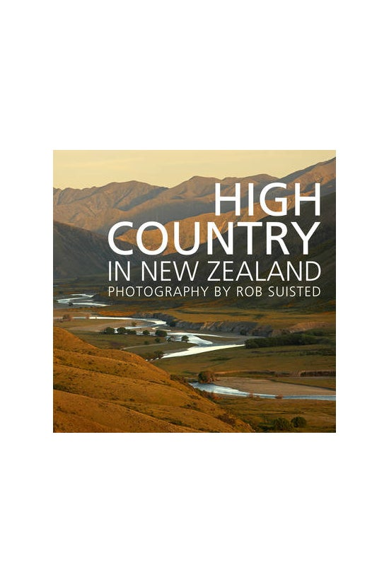 High Country In New Zealand