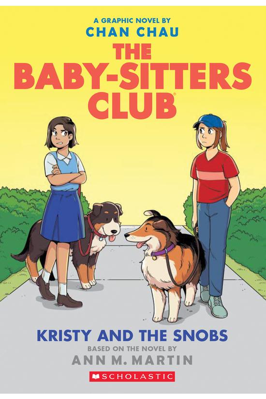 The Baby-sitters Club #10: Kri...
