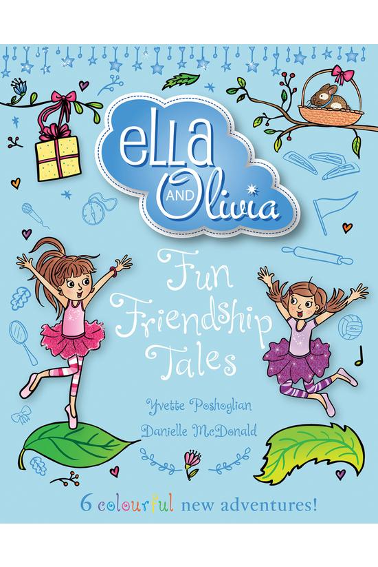 Ella & Olivia Treasury #3:...