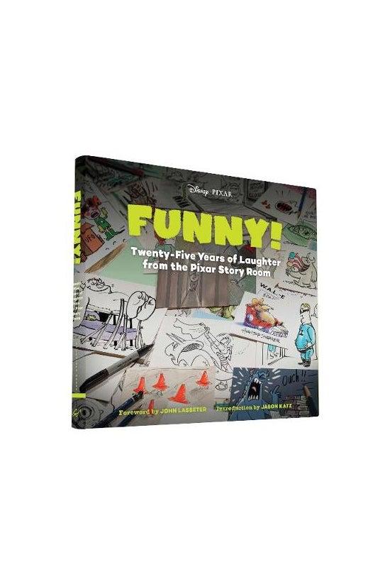 Funny!: Twenty-five Years Of L...
