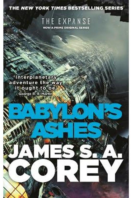 The Expanse 06: Babylon's Ashe...