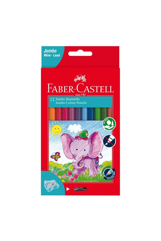 Faber Castell Jumbo Classic Co...