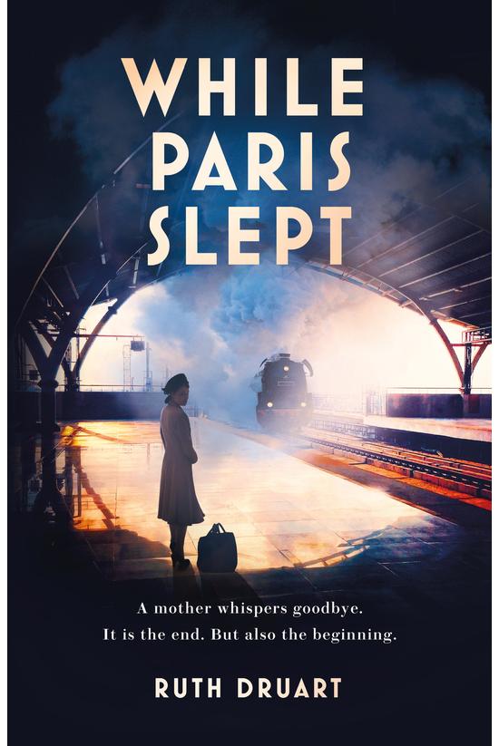 While Paris Slept