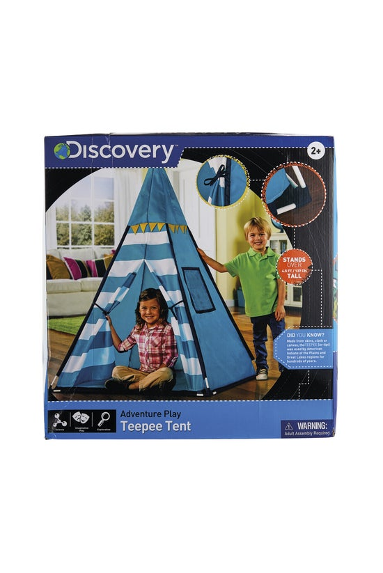 Discovery Adventure Play Teepe...