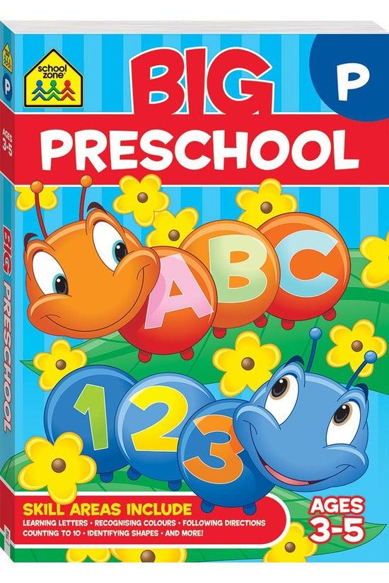 School Zone: Big Preschool Wor...
