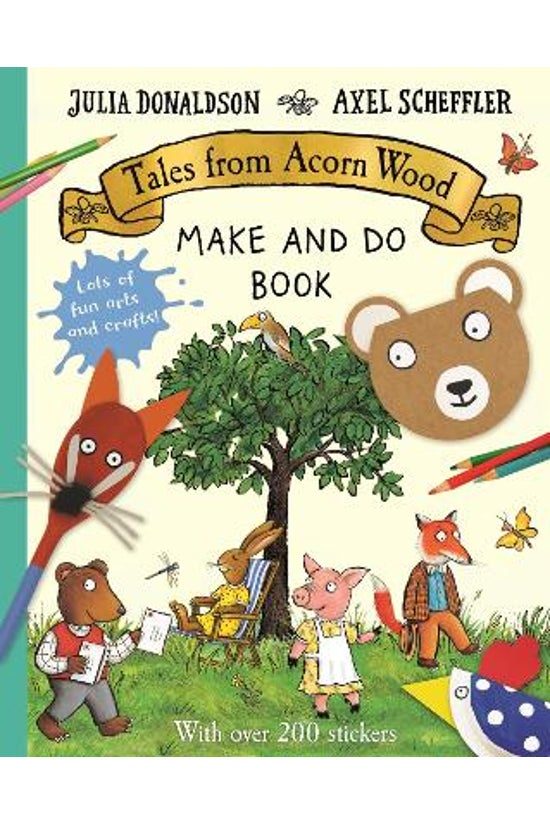 Tales From Acorn Wood: Make An...
