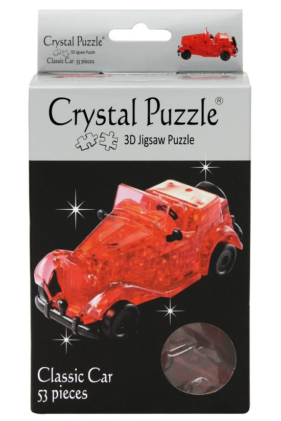 Crystal Puzzle Classic Sports ...