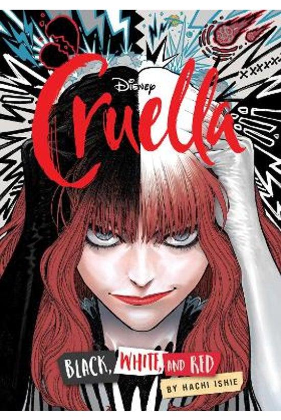 Disney Cruella: Black, White A...