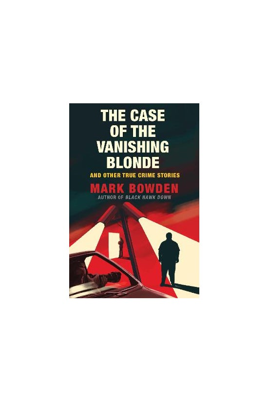 The Case Of The Vanishing Blon...