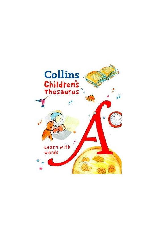 Collins Children's Thesaurus: ...
