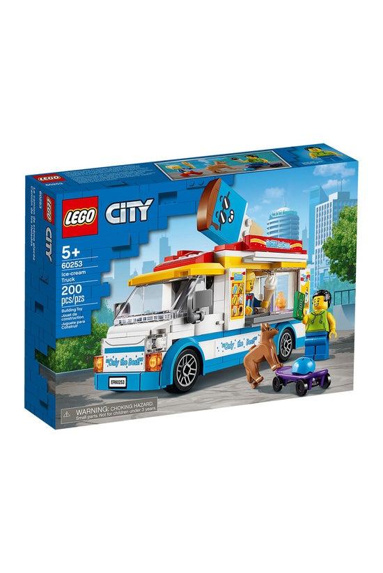 Lego City: Ice-cream Truck 602...