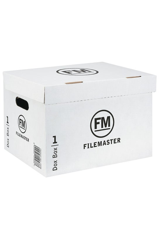 Fm Archive Dox Box Number 1 Wh...
