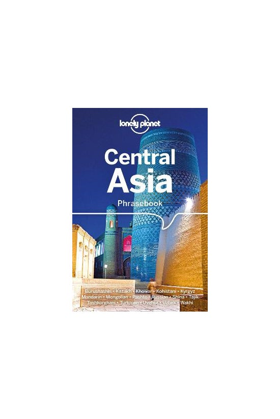 Lonely Planet Central Asia Phr...