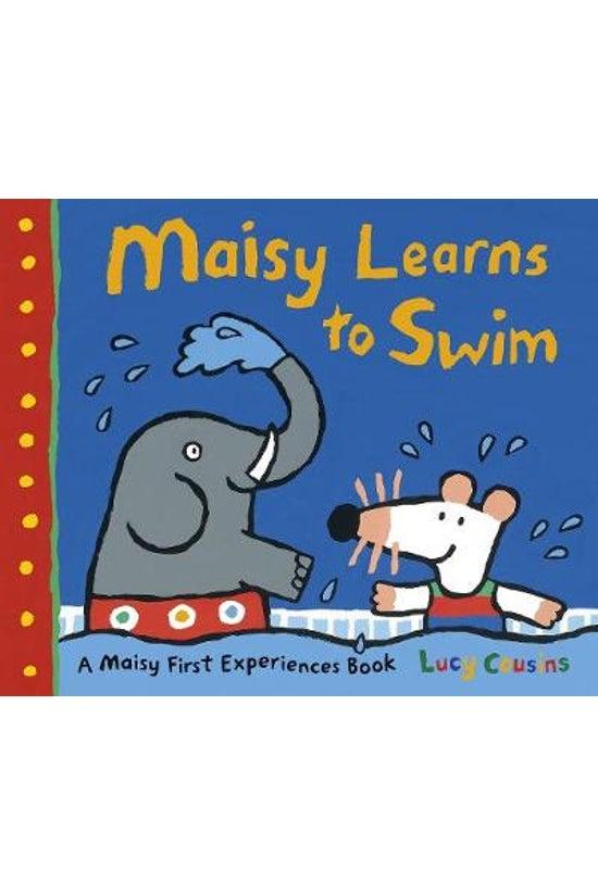 Maisy Mouse: Maisy Learns To S...