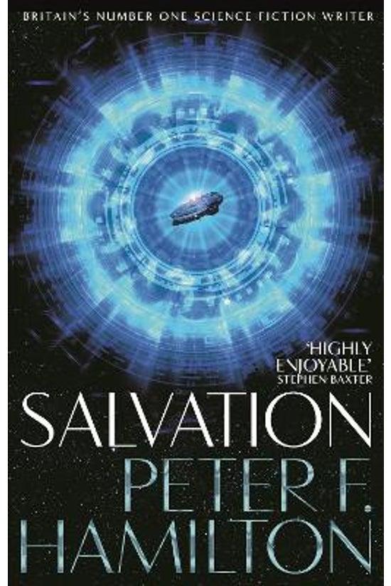 Salvation Sequence #01: Salvat...