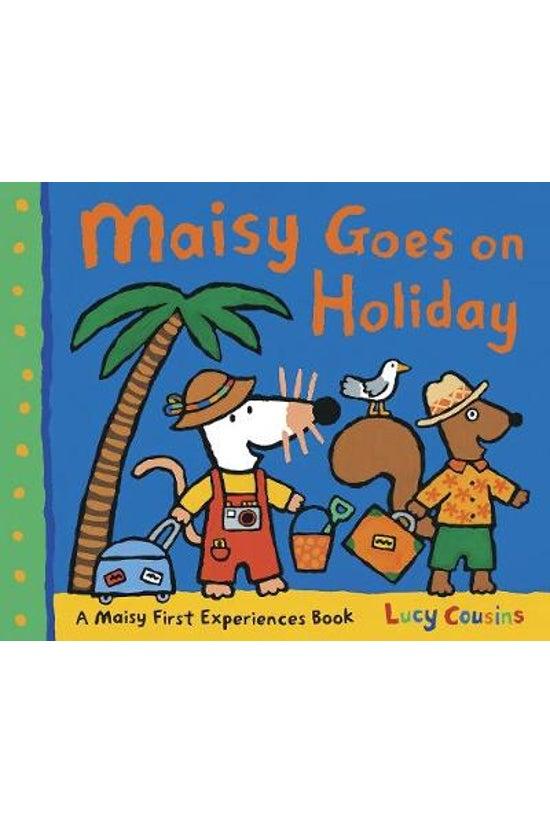 Maisy Mouse: Maisy Goes On Hol...