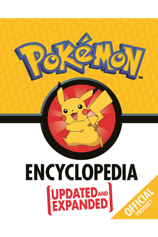 The Official Pokemon Encyclope...
