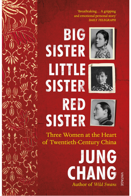 Big Sister, Little Sister, Red...