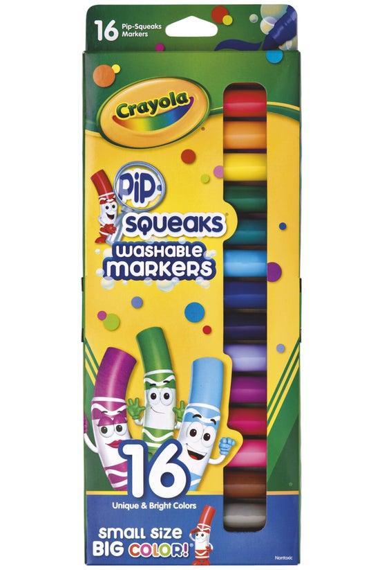 Crayola Markers Pip Squeaks Wa...