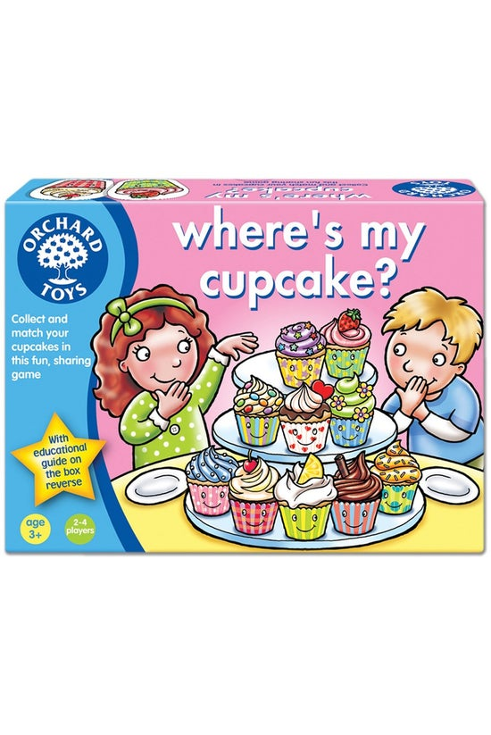 Orchard Toys Where's My Cupcak...
