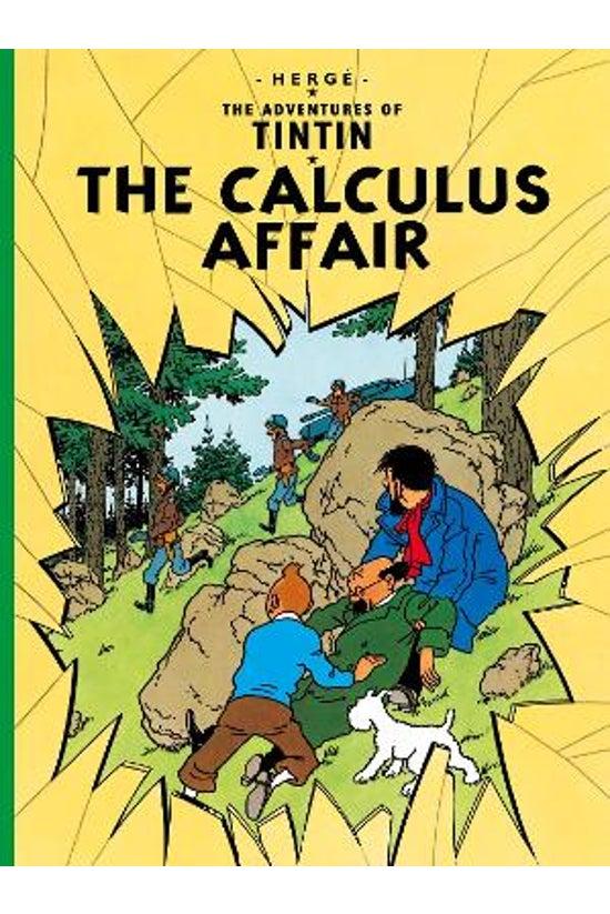 The Adventures Of Tintin #18: ...