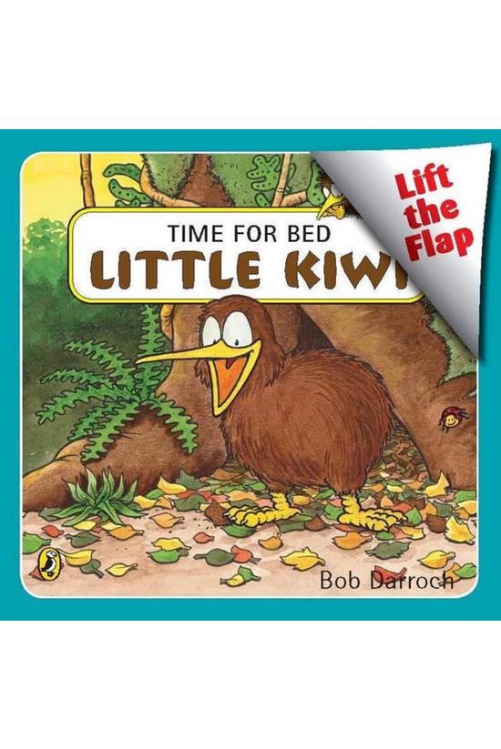 Little Kiwi: Time For Bed Litt...