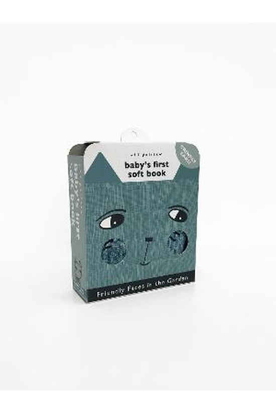 Wee Gallery Cloth Books: Frien...