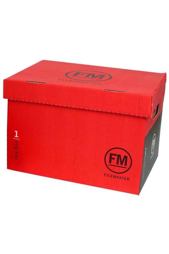 Fm Archive Dox Box Number 1 Re...