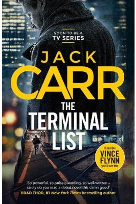 The Terminal List #01: The Ter...