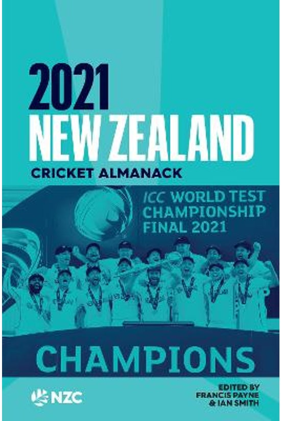 New Zealand Cricket Almanack 2...