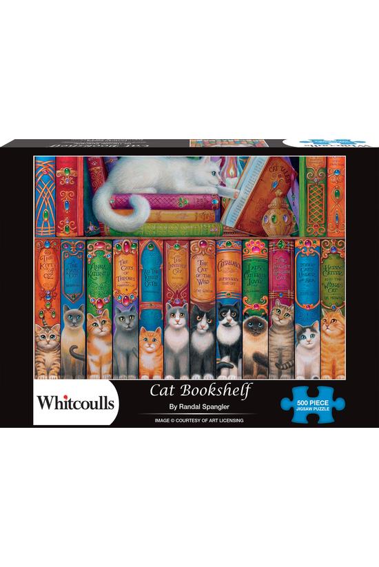 Whitcoulls 500 Piece Jigsaw Ca...