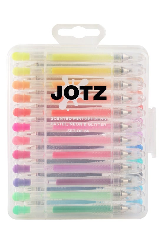 Jotz Gel Pens Mini Scented Pac...