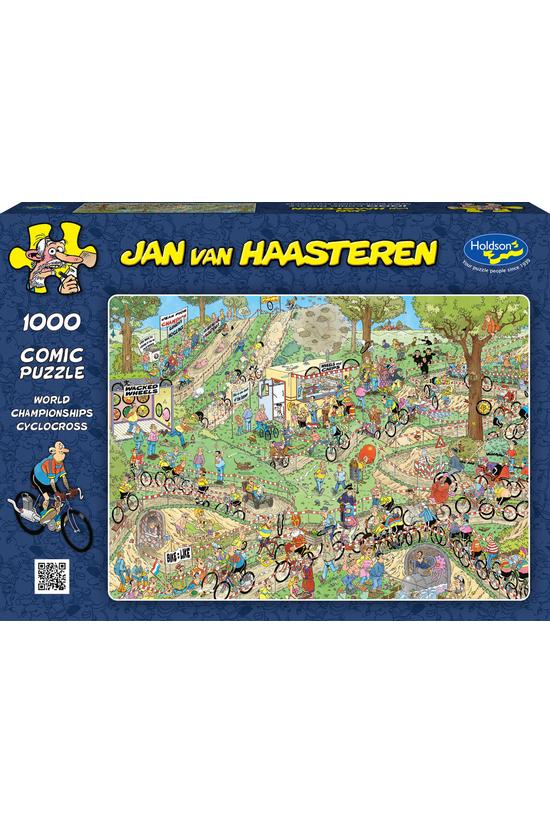 Jan Van Haasteren World Champi...