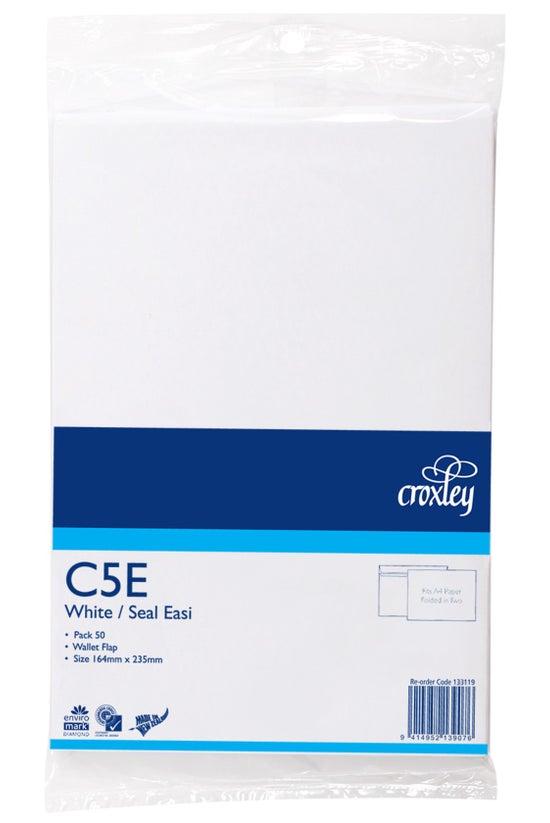 Croxley Envelopes C5e Seal Eas...