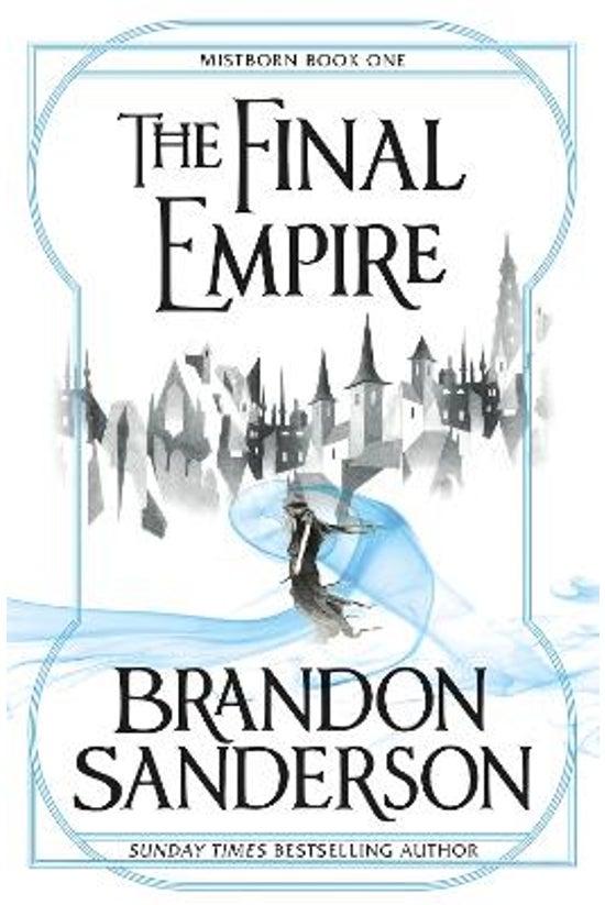 Mistborn #01: The Final Empire