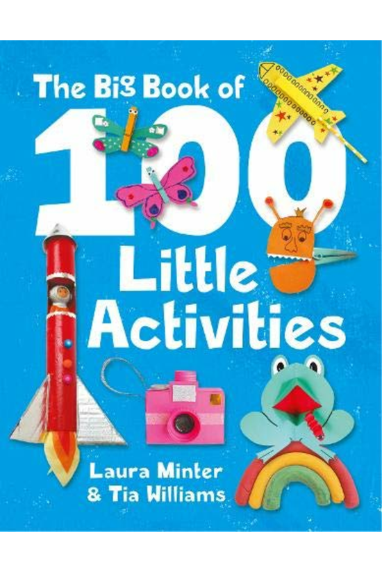 Big Book Of 100 Little Activit...