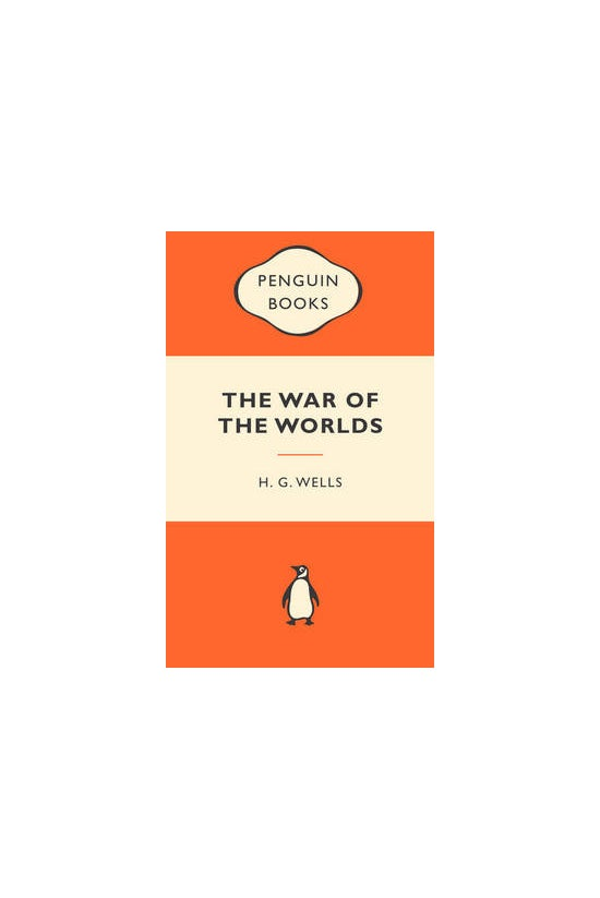 Popular Penguin: The War Of Th...